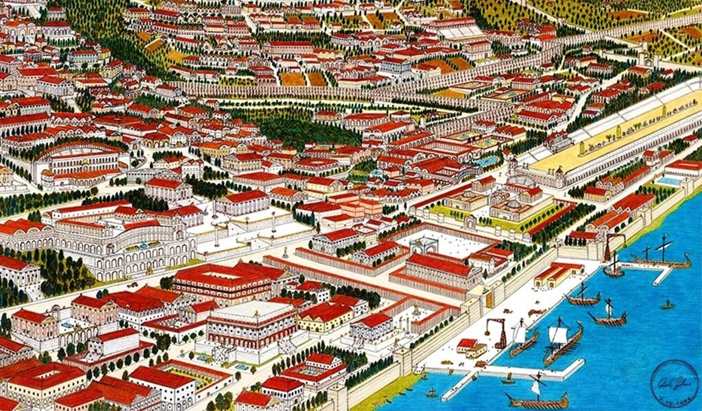 Antik İzmit Kentlerin En Güzeliydi / Akın Ülkü Sevinç