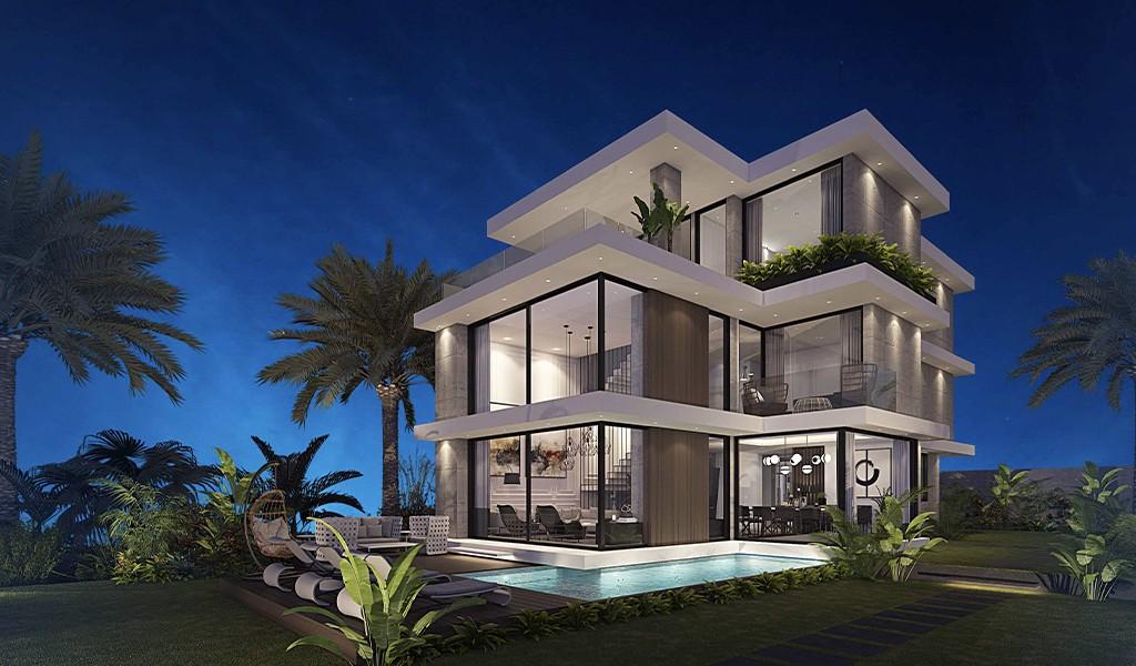 Bir Ev Hayal Edin... Azur Villaları