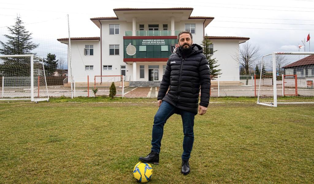 Bölgesel Amatör Lig'de Kullar Spor rüzgârı esiyor!