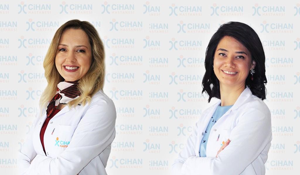 Cihan Hastanesi İki Yeni Doktoru Daha Kadrosuna Kattı