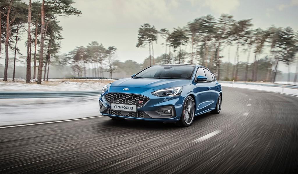 Daha Konforlu, Daha Güvenli Yeni Ford Focus Esoto'da
