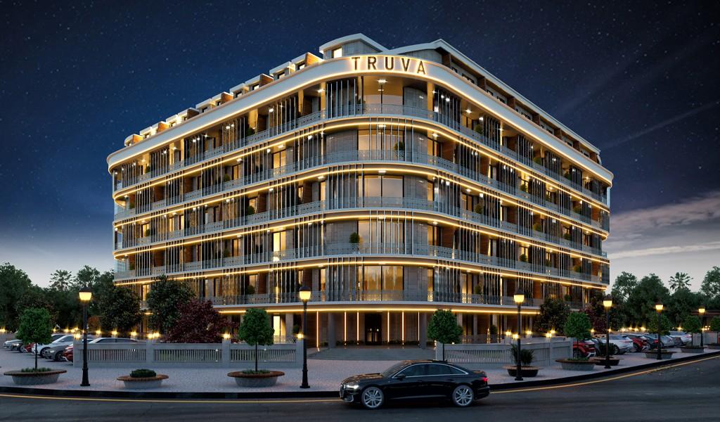 DEVYAP Proje'de ev bina değil; yaşan alanı inşa ediliyor!