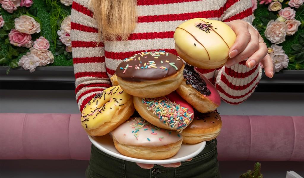 Dopdolu Mutluluk Boston Donuts