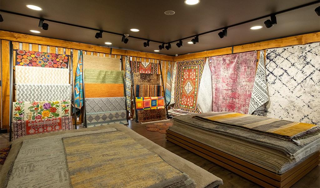 Evinizin Havasını Değiştirecek: My Carpet Halı