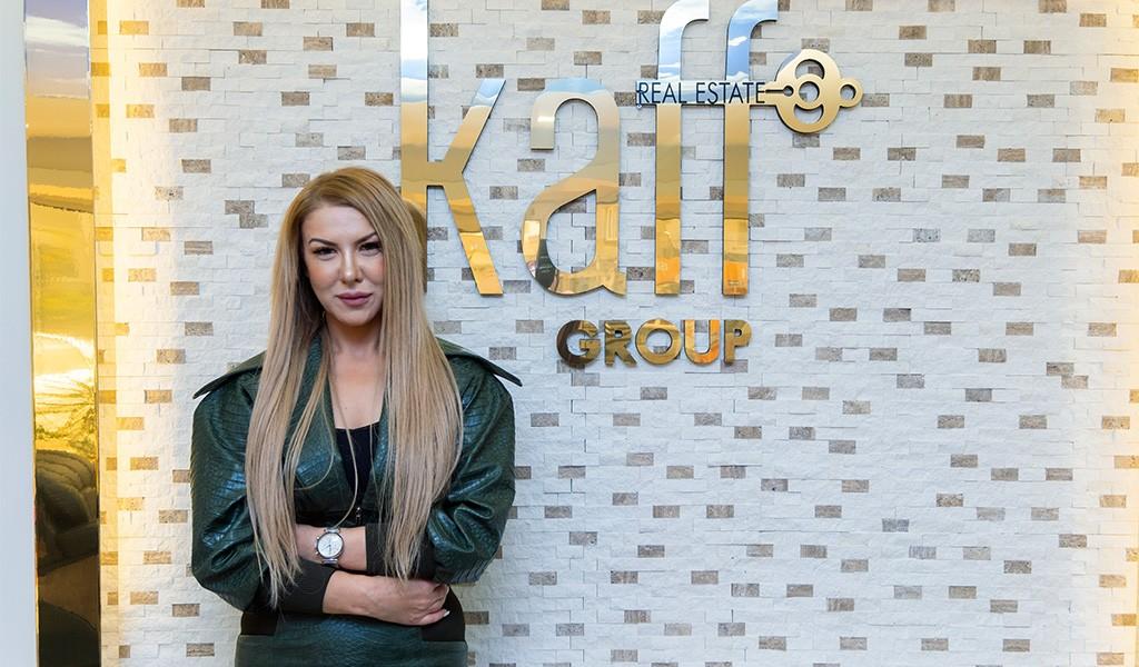 Gayrimenkulde Beklentilerinizin Karşılığı: Ülkü Akman Kaff Group