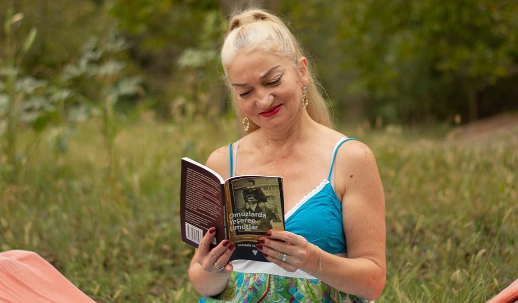 Gerçek Bir Hayat Hikâyesi Kitap Oldu… ''OMUZLARDA YEŞEREN UMUTLAR''