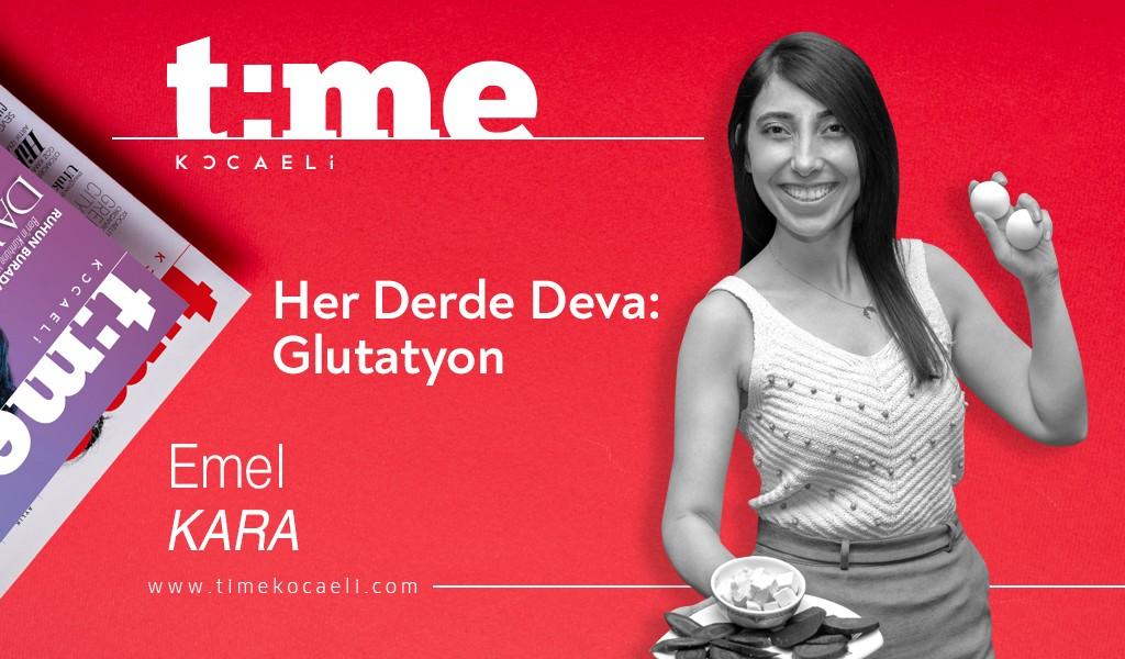 Her Derde Deva: Glutatyon