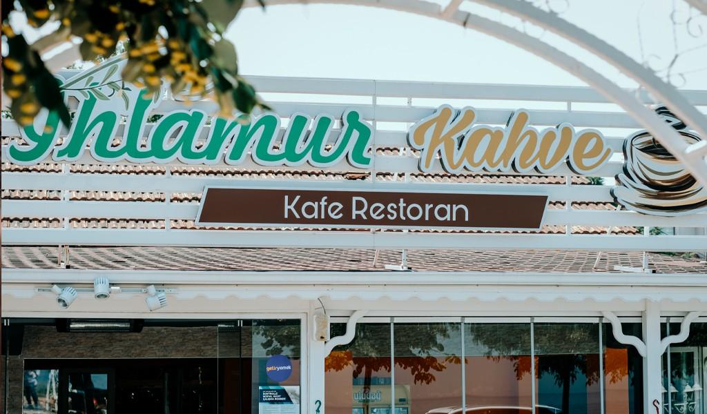 IHLAMUR KAHVE Sahil'de Rengarenk Bir Kahvaltı Mekânı...