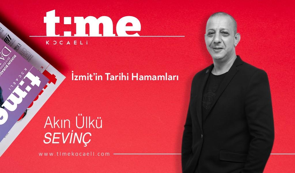 İzmit'in Tarihi Hamamları