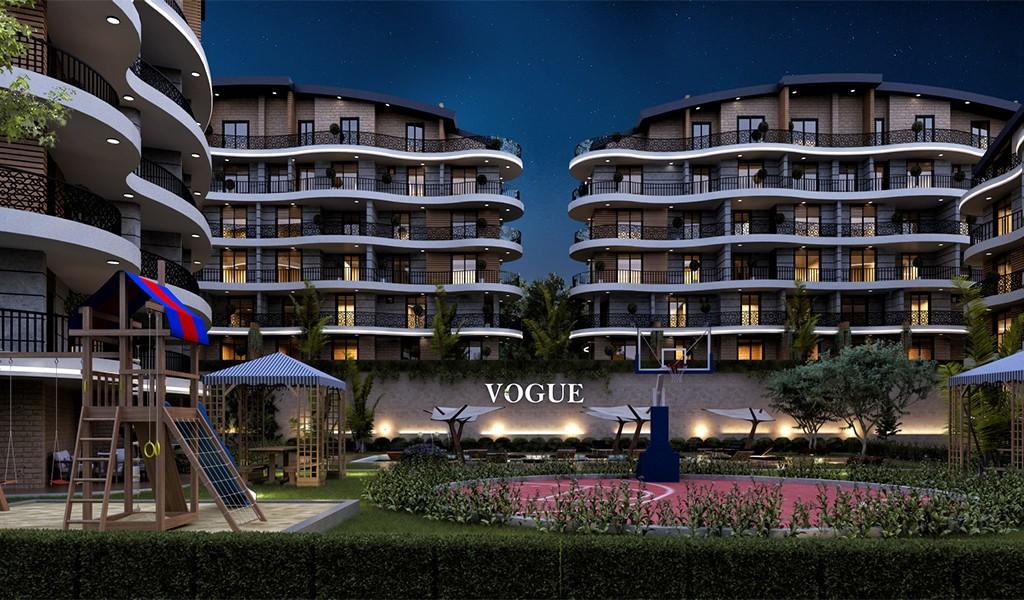 Kav Konut'tan İzmit Yeşilova'ya Değer Katan Yepyeni Bir Proje: Vogue  Yeşilova