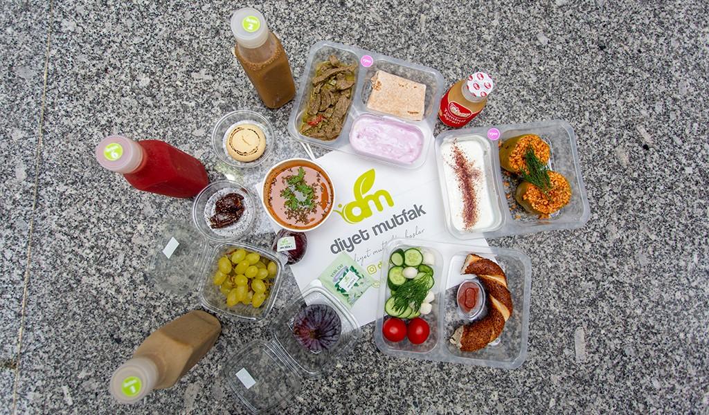 Lezzetli ve Sağlıklı Yemeklerle Diyet Kapınızda!