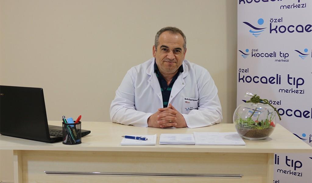 Ortopedinin Gülen Yüzü: Dr. Eşref Ayhan Arpacı