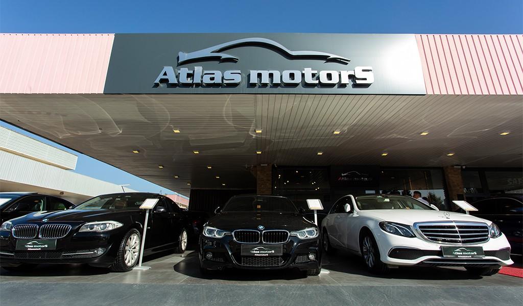 Premium Araç Tercihiniz: Atlas Motors