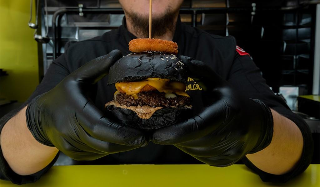 Renkli Şehirlerin Burgeri: Rail Burger