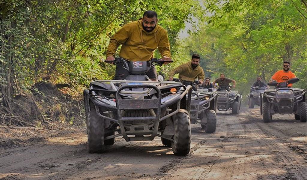 Safari Heyecanını Yaşamak İsteyenlere: TEXAS ATV