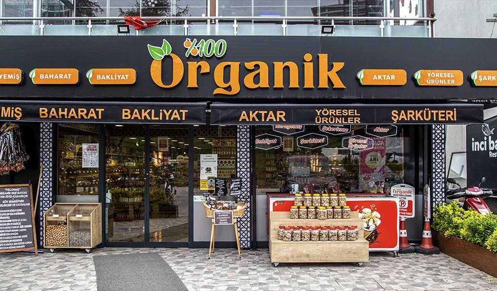 Sağlıklı beslenme anahtarı; %100 OrganiK Market