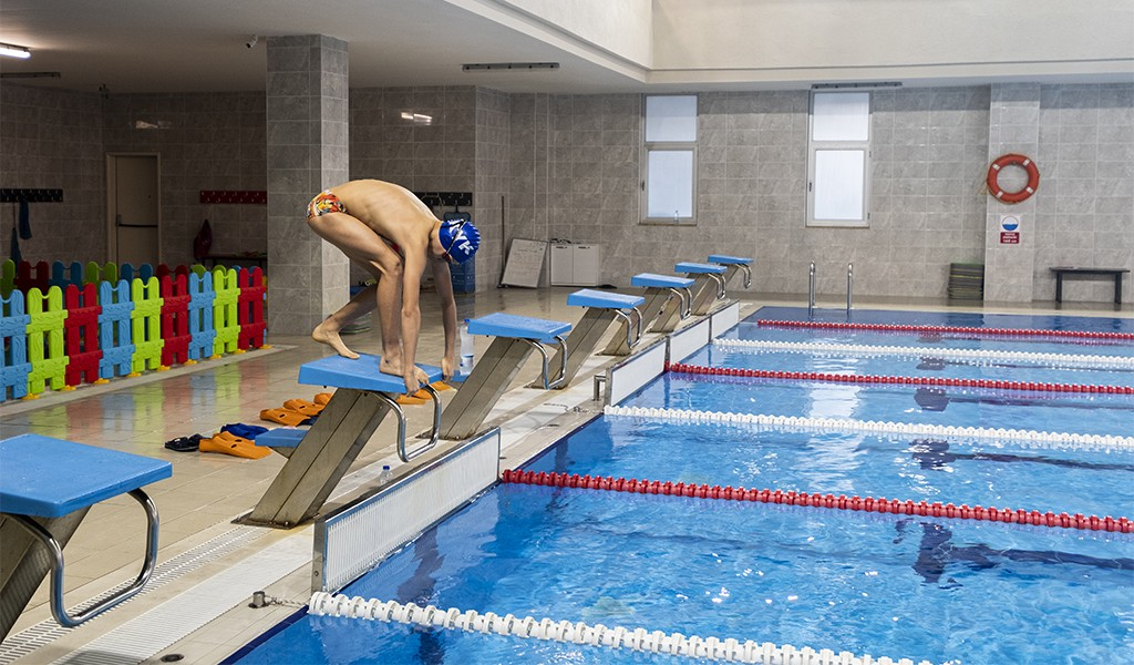 Şampiyonluğa Yüzen Çocuk: Ahmet Ege Önder