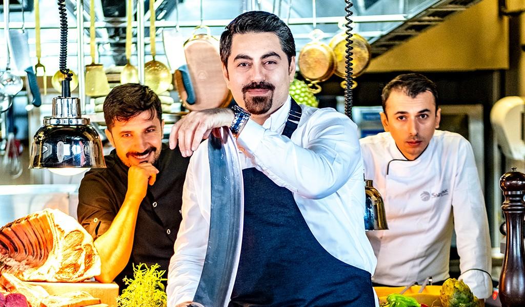 Şef Turgut Ay, Uluslararası Tecrübesi Ve Unutamayacağınız Tatlarıyla Kasap'ın Mutfağı'nda!