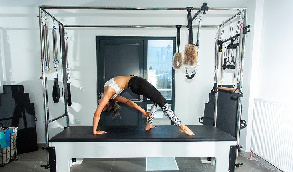 Sporun Kalbi Jimnastikten Pilatese Uzanan Bir El: Çiğdem Topuz