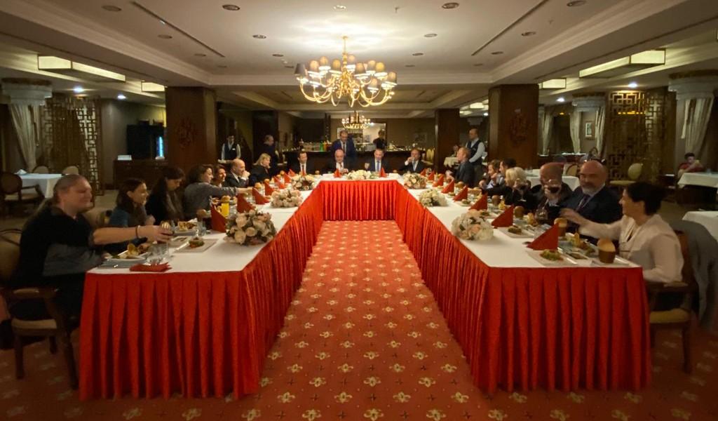 Türk - Macar İlişkileri Daha Da Güçleniyor